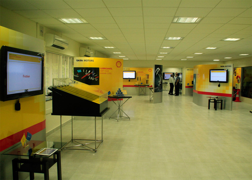 Tata Motors Shell Learing Centre