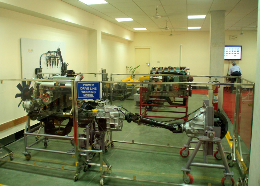 Training Infrastructure Facility in STC Jamshedpur
